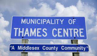 thames centre sign