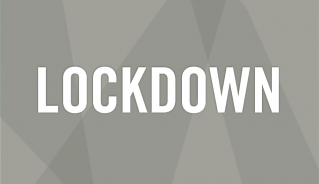 Symbol for Grey-Lockdown